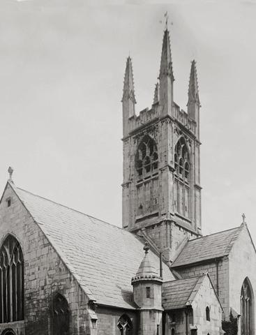 St Mary De Crypt Gloucester 2012 Ssh Conservation